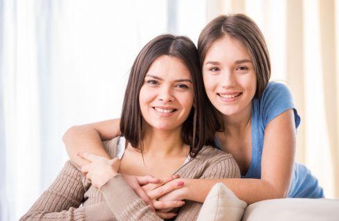 Amore: cosa i genitori possono insegnare ai figli