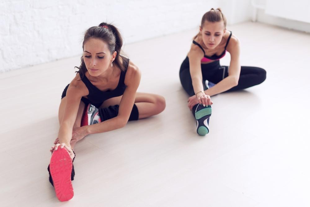Esercizi a corpo libero per le gambe il tutorial diredonna for Interno coscia in palestra