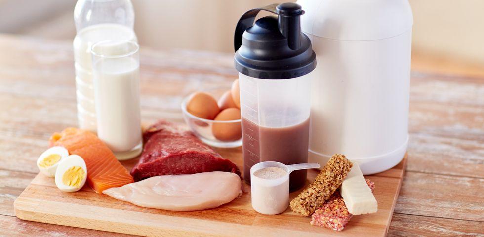una dieta proteica per perdere peso