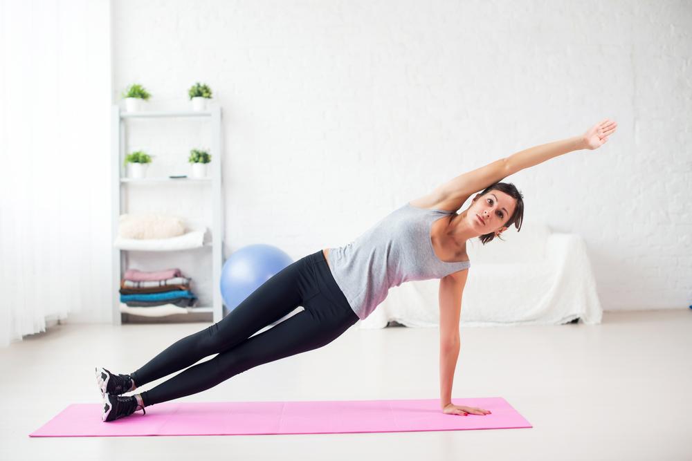 esercizi base pilates