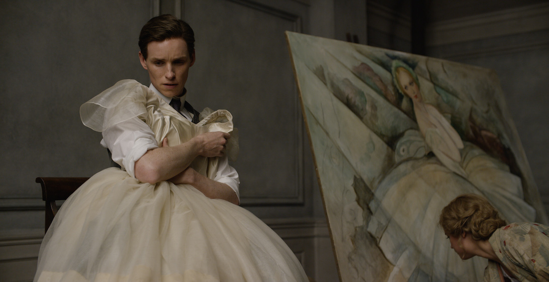 7 motivi per vedere Eddie Redmayne in The Danish Girl