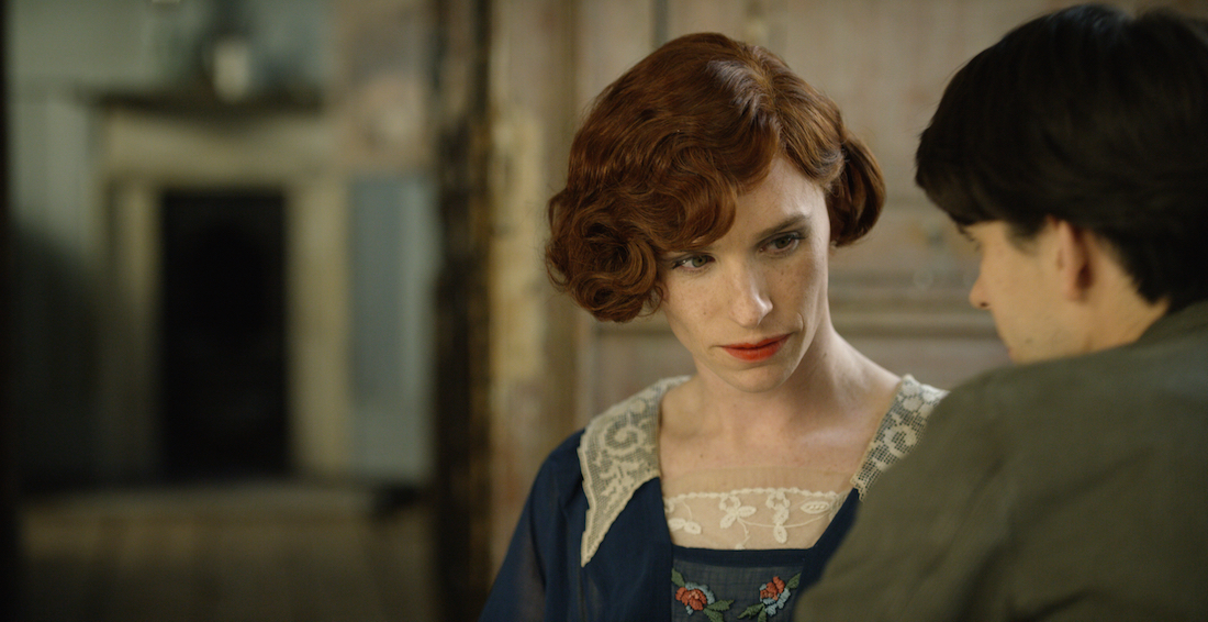 The Danish Girl, le foto del film