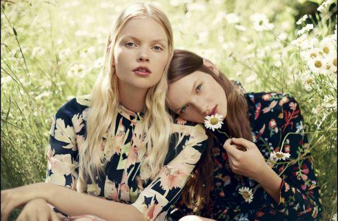 Vestiti a fiori: le proposte moda Primavera Estate 2016