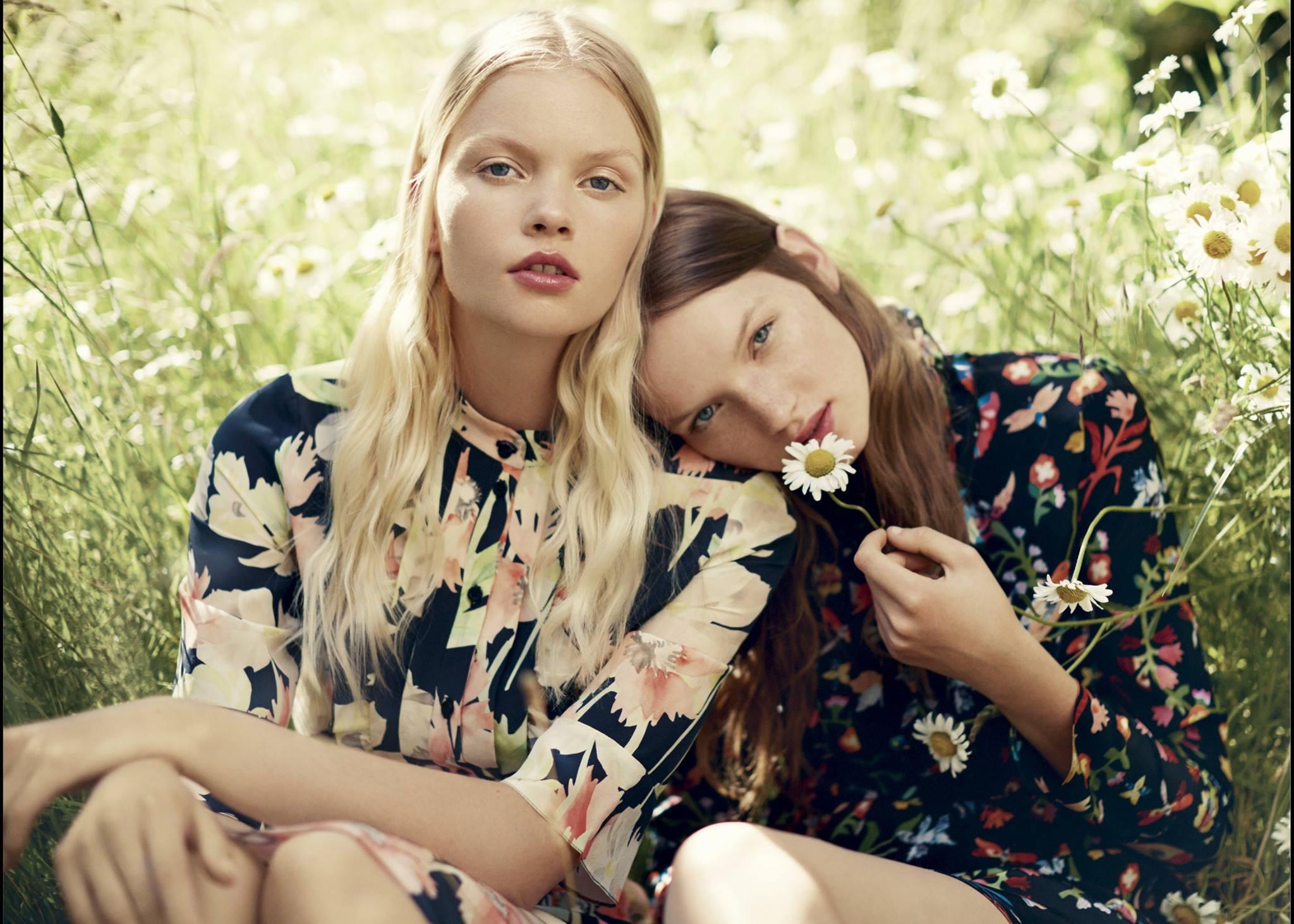 Abito a fiori: i modelli di tendenza