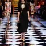 Dolce e Gabbana Autunno Inverno 2016-2017 ph Facebook