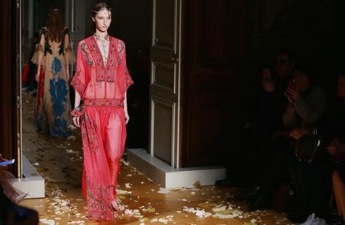 Moda Primavera Estate 2016: abiti lunghi di tendenza