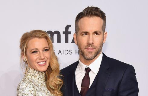 Blake Lively: Ryan Reynolds rivela per sbaglio il sesso del loro secondo figlio!