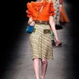 Milano Moda Donna Gucci Autunno Inverno 2016 2017