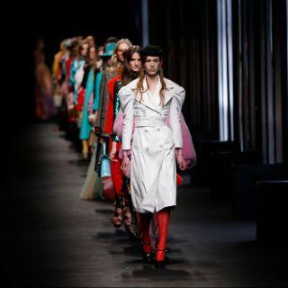 Gucci: sfila la collezione Autunno Inverno