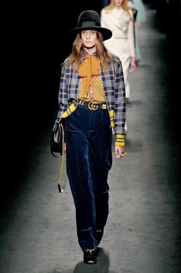 Gucci, collezione Autunno Inverno 2016-2017