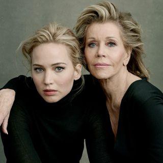 Jennifer Lawrence tra le attrici di potere di Vanity Fair