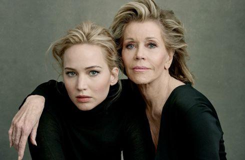 Jennifer Lawrence e Cate Blanchett tra le attrici di potere secondo Vanity Fair