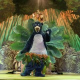 La foresta incantata, Il Libro della giungla