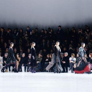 Lady Gaga in passerella per Marc Jacobs