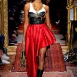 Moschino Milano Moda Donna Autunno Inverno 2016-2017