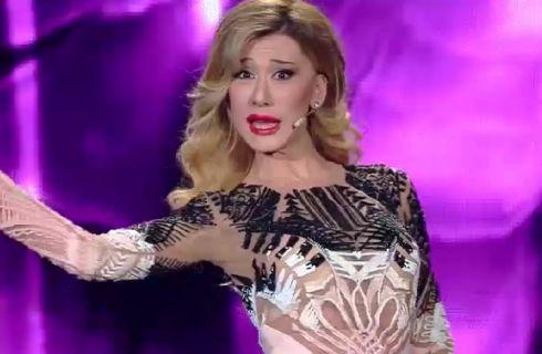 Sanremo 2016: la Belen Rodriguez della Raffaele salva la quarta serata