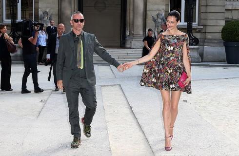 Eros Ramazzotti: dichiarazione d'amore per Marica su Instagram