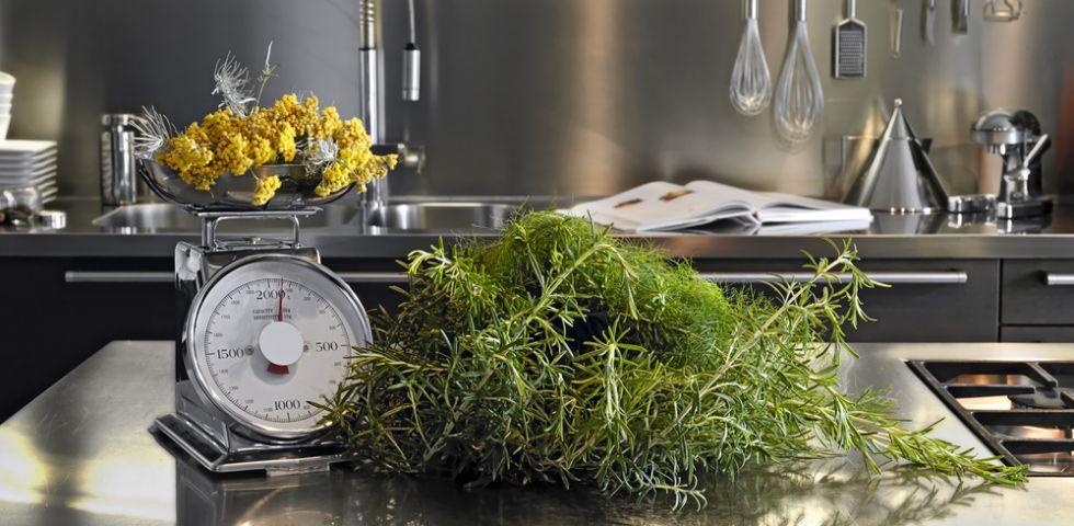 Cucine in acciaio guida alla scelta diredonna - Cucine in acciaio per casa ...