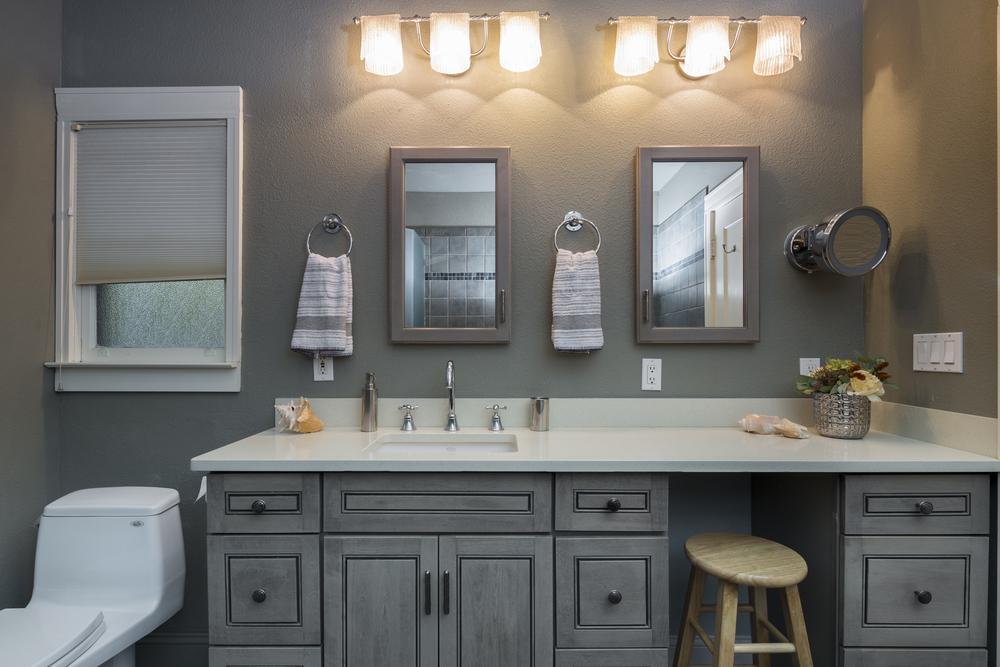 come abbinare pavimenti e rivestimenti per il bagno | diredonna - Arredo Bagno Rivestimenti
