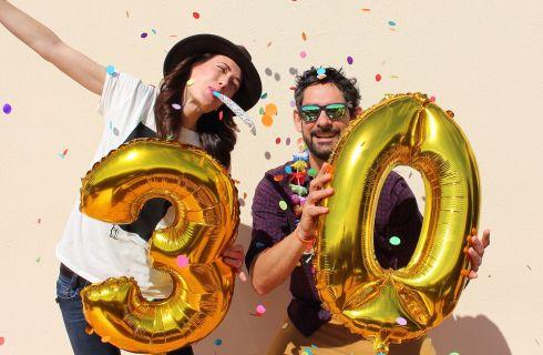 Come organizzare una festa per un trentesimo compleanno
