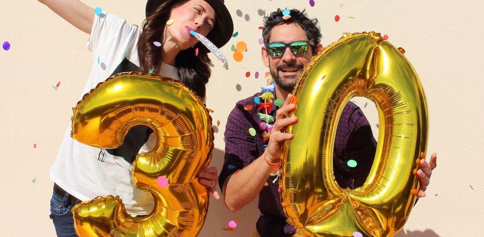 Top Come organizzare una festa per un trentesimo compleanno | DireDonna ZB69