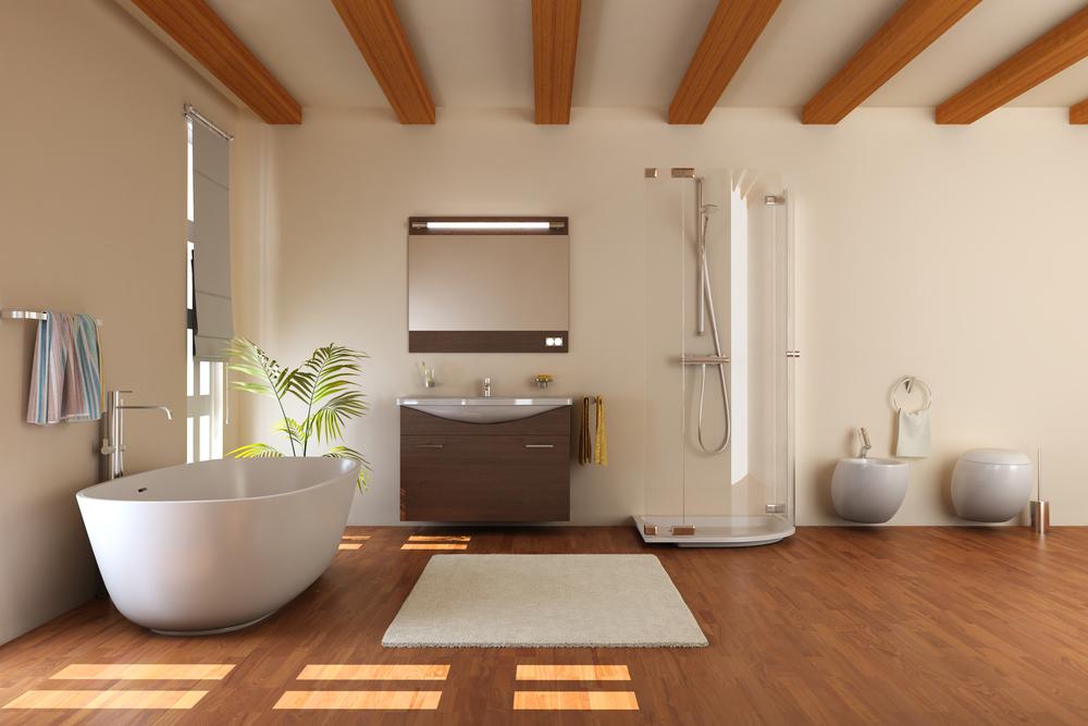 Arredare il bagno con il legno: soluzioni, pro e contro  DireDonna