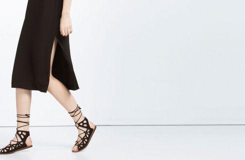 Scarpe con lacci, i modelli più belli per la primavera estate 2016