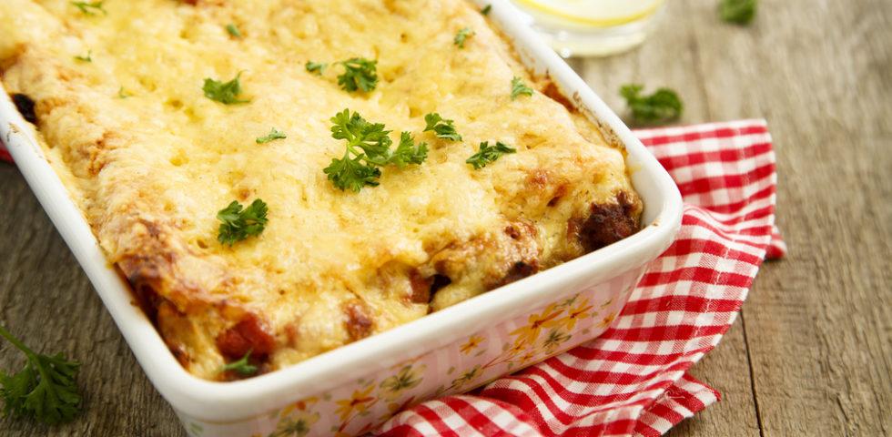 Lasagna vegetariana: ricetta