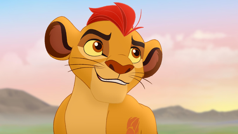 The Lion Guard, le foto