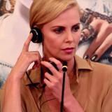 Charlize Theron a Milano per Il Cacciatore e la Regina di Ghiaccio