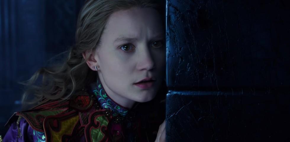 Alice attraverso lo specchio la magia torna protagonista nel nuovo trailer italiano diredonna - Alice e lo specchio ...