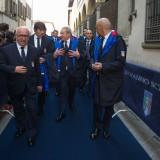 Antonio Conte, CarloTavecchio, Ermanno e Toni Scervino