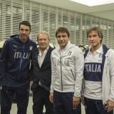 Ermanno Scervino  veste la nazionale italiana di calcio