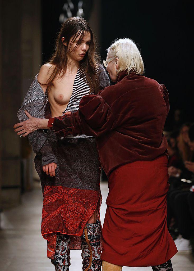 Vivienne Westwood autunno inverno 2016-2017