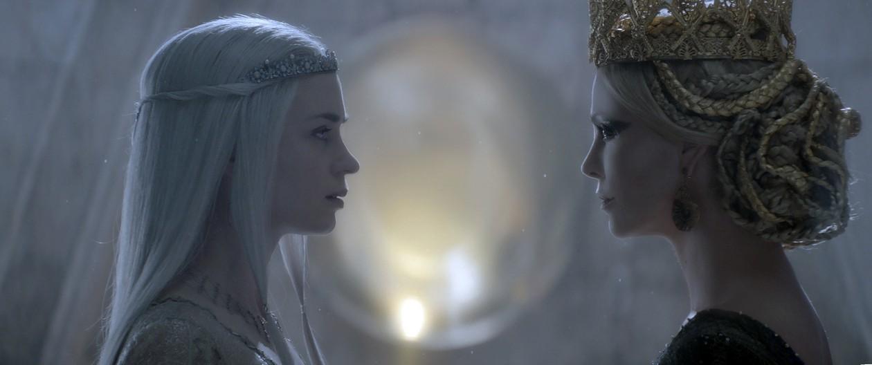 Il cacciatore e la regina di ghiaccio, le foto
