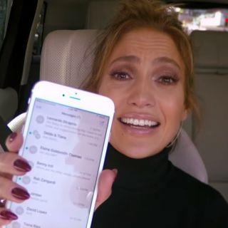 Jennifer Lopez: messaggio hot a Leonardo DiCaprio