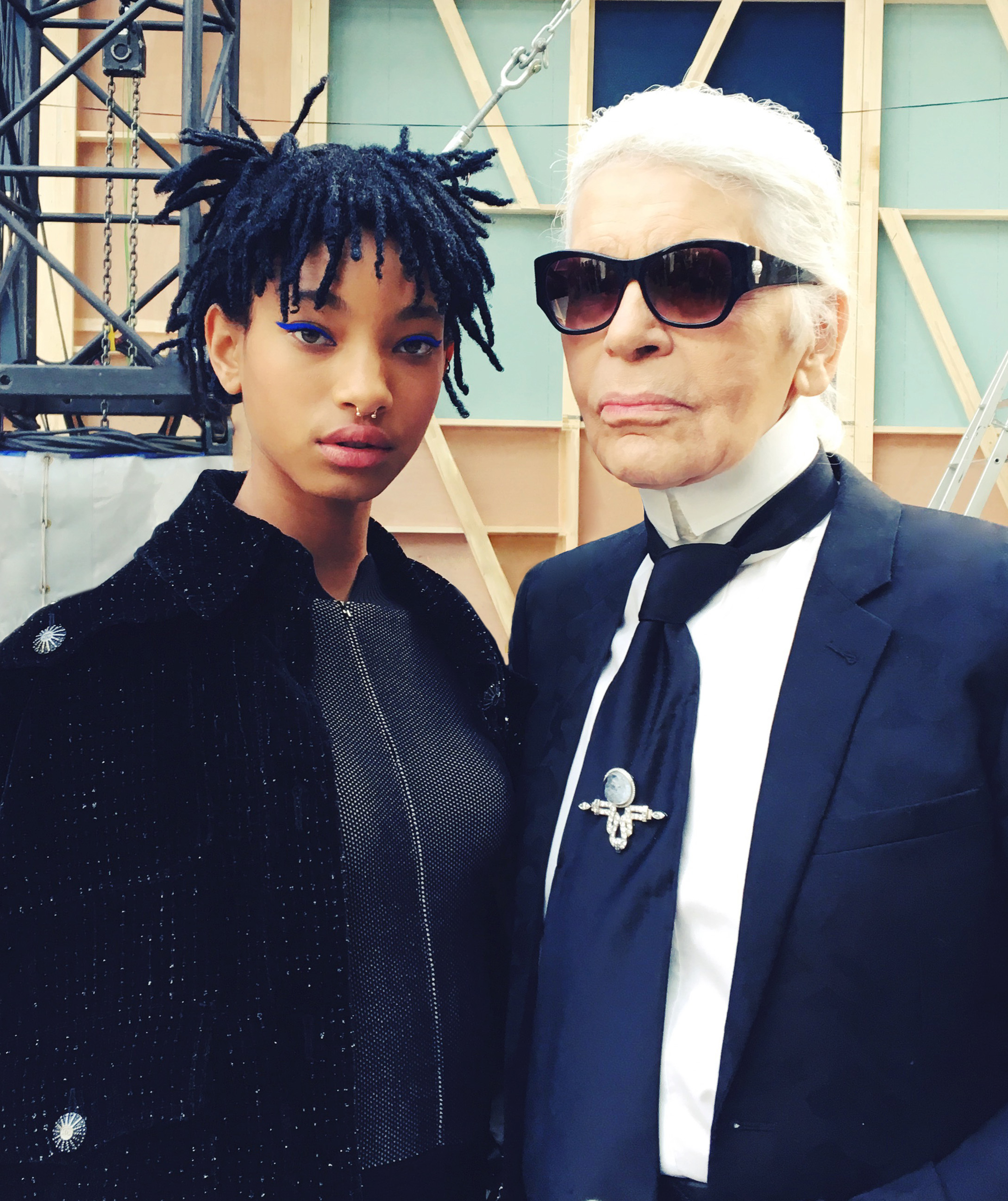 Willow Smith è la nuova icona Chanel