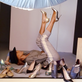 Sarah Jessica Parker e la SJP Collection (da @sarahjessicaparker)