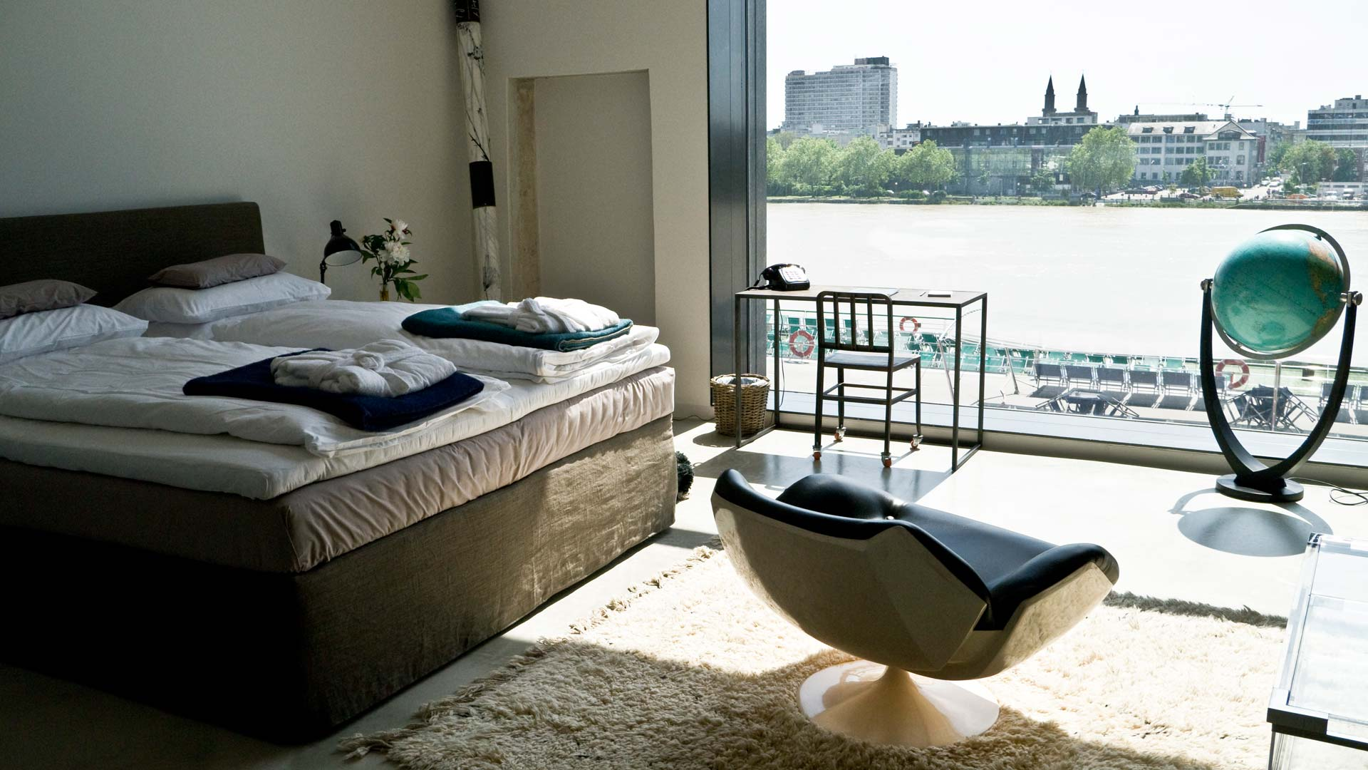 Destinazioni design in europa le foto delle pi belle for Design hotel speicher 7