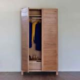 Oak Azur double wardrobe