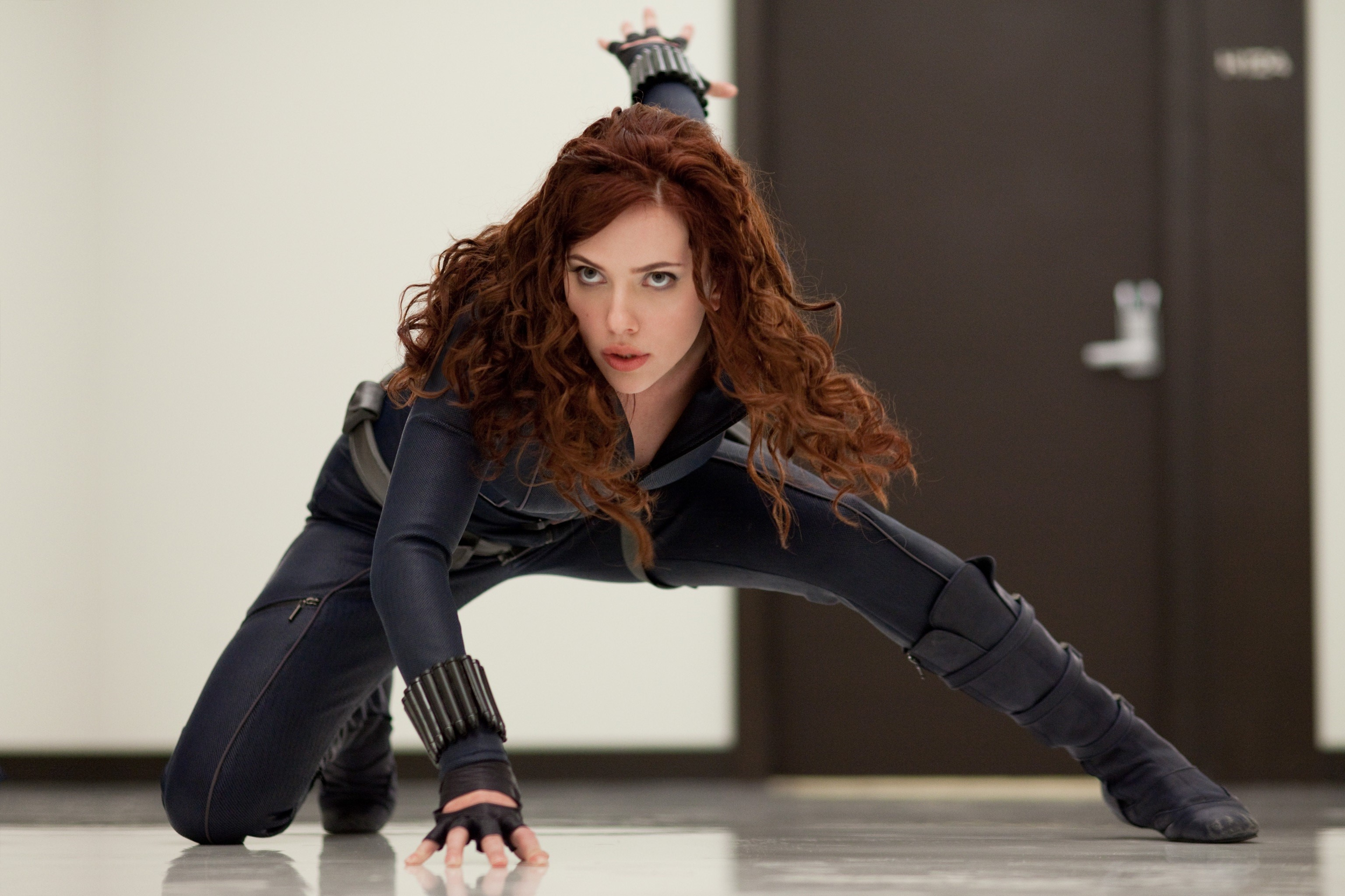 Scarlett Johansson, sexy icona di Hollywood