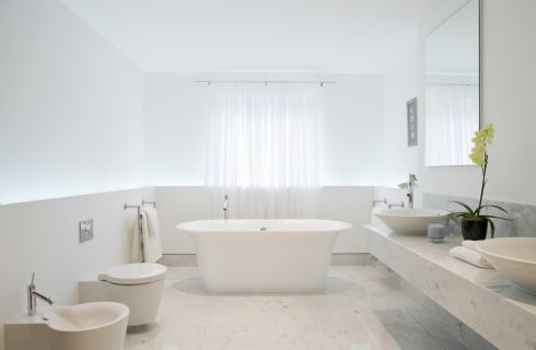 Bagni in marmo: 10 consigli d'oro