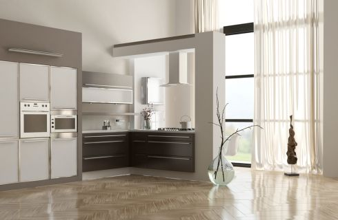 Piastrelle cucina consigli utili dire donna - Soluzioni no piastrelle cucina ...