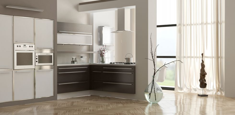 Cucine ad angolo soluzioni e idee diredonna - Cucina ad angolo ikea ...