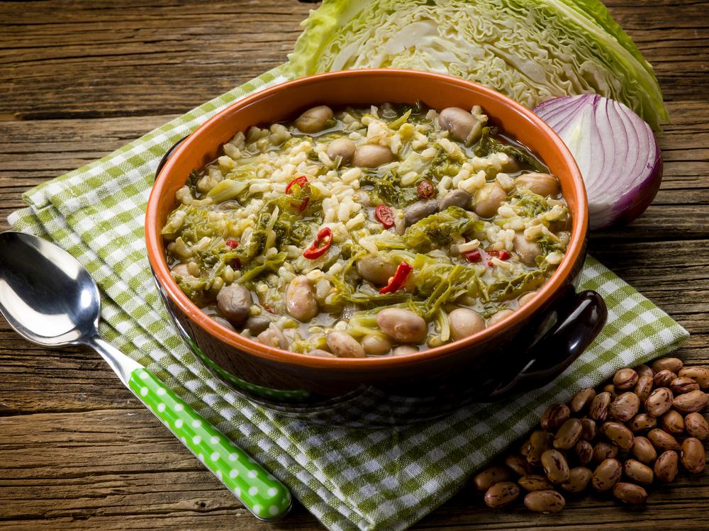 3 ricette vegetariane con il cavolo verza diredonna - Cucinare il cavolo ...