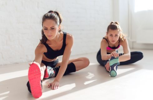 Stretching gambe: gli esercizi migliori