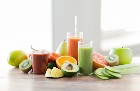 5 cibi detox da mangiare dopo le abbuffate