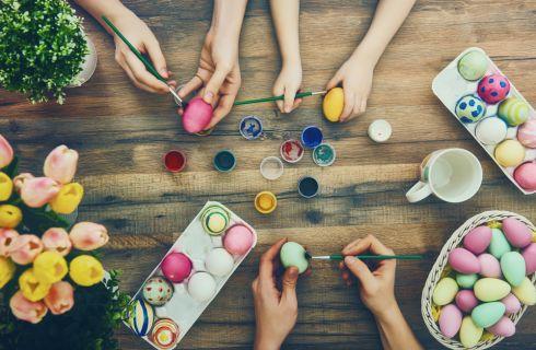 Colorare le uova di Pasqua: come si fa