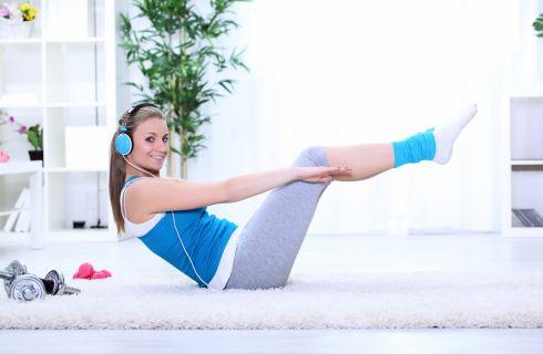 Esercizi per cosce a corpo libero