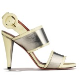 Blumarine, sandali (prezzo su richiesta)